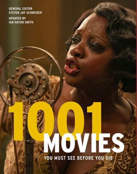101 Movies To See Before You Die English Edition