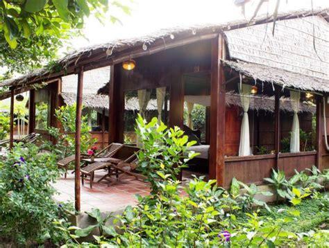 Mekong Eco Lodge Bungalow Vietnam