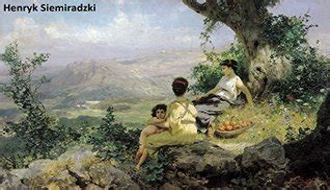 107 Color Paintings Of Henryk Siemiradzki Polish Academic Art Painter October 24 1843 August 23 1902 English Edition