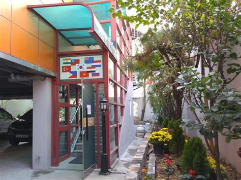 Embassy Guesthouse South Korea