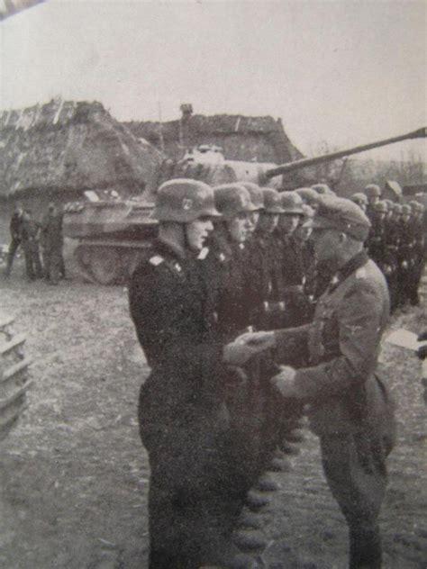 10a waffen ss division panzer frundsberg 1943 1945