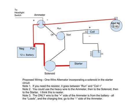 12 Volt Farmall Cub Wiring Diagram