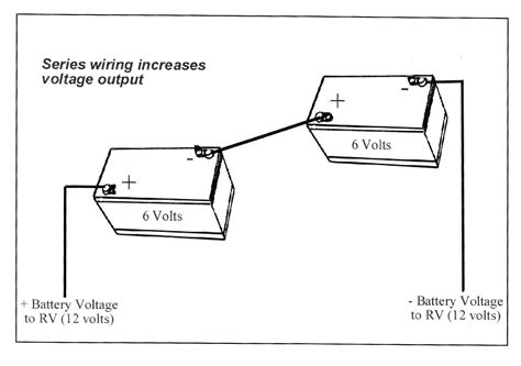 12 Volt Series Wiring Diagrams