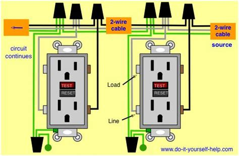 120 Volt Plug Wiring Diagram With Multiple Plugs