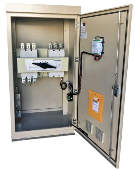 1200 Amp Manual Transfer Switch