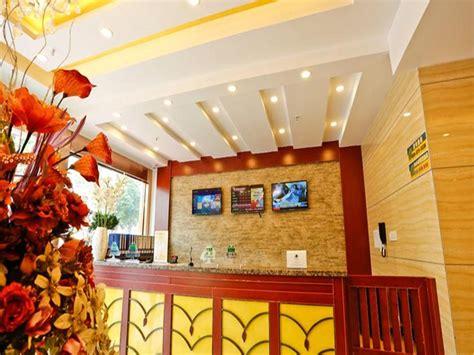 Greentree Inn Nanjing Jingwu Road Yueyuan Express Hotel China