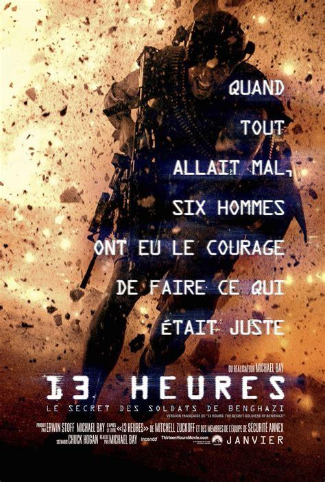 13 Heures Les Soldats Secrets De Ben