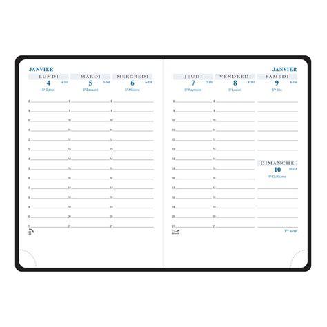 15 Agenda Scolaire Semainier Parapluie Caoutchouc