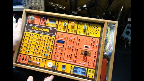 150 In One Electronic Project Kit Manual