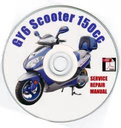 150cc Scooter Owners Manual