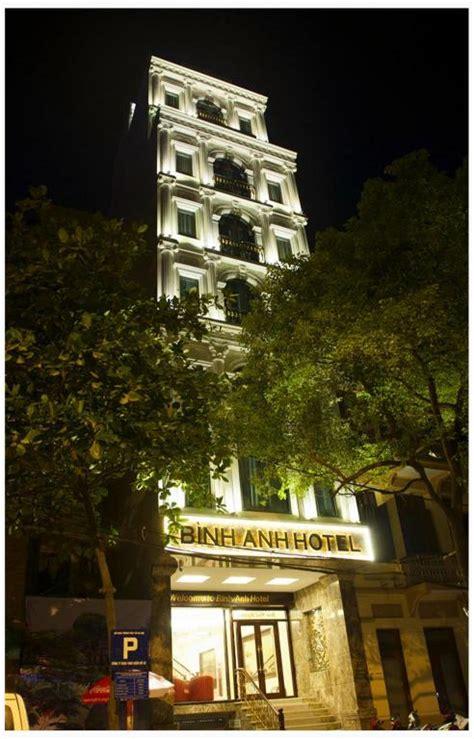 Binh Anh Hotel Hanoi Vietnam