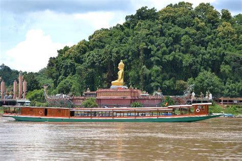 Gin S Mekong Cruises Golden Triangle To Luang Prabang Thailand