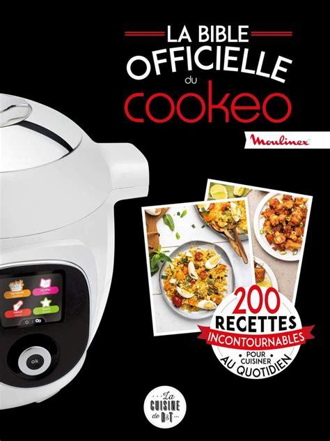 1720900167 Mon Livre De Recettes Cookeo 70 Recettes Inratables Saines Pretes En Moins De 15 Minutes Et Avec Moins De 6 Ingredients 3eme Edition
