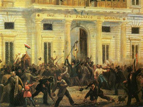 18 22 Marzo 1848 Le Cinque Giornate