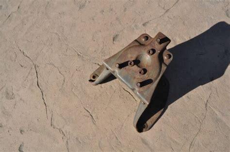 1930 Chevy Sedan Spare Tire Mount