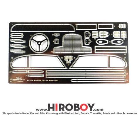 1951 Aston Martin Db2 Windshield Repair Kit Manual