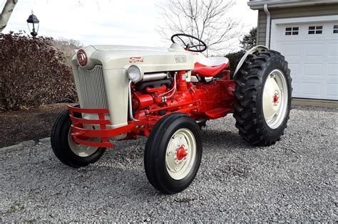 1953 Ford Jubilee Manual