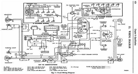1956 Ford Wiring Diagram Free