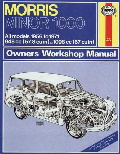 1956 Morris We Workshop Manual