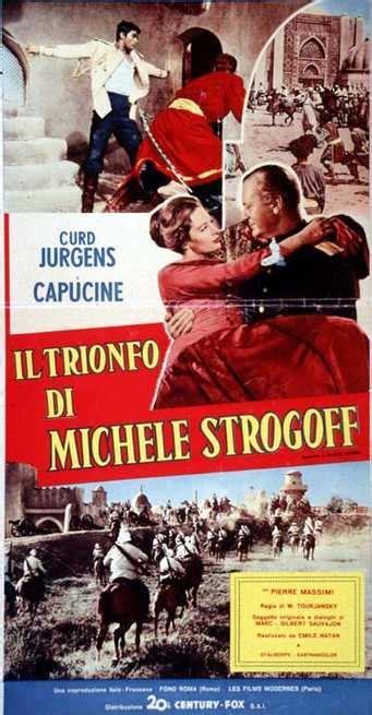 1961 il trionfo di michele strogoff (1961) online