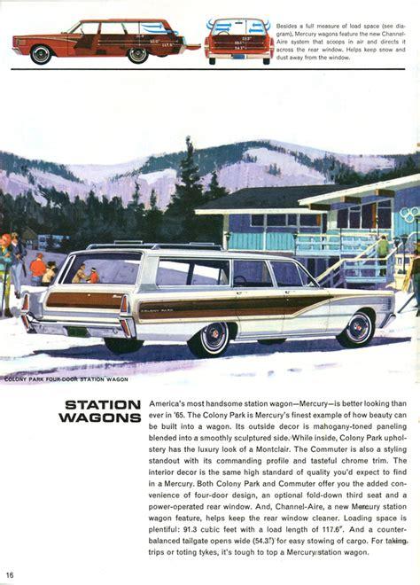 1965 Mercury Merc 39 Manual
