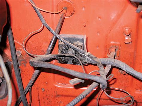 1966 Chevy Truck Ignition Switch Diagram
