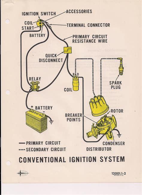 1966 Ford Mustang Distributor Wiring