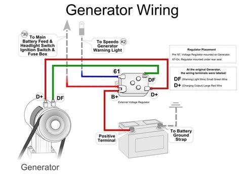 1967 Vw Voltage Regulator Wiring Diagram