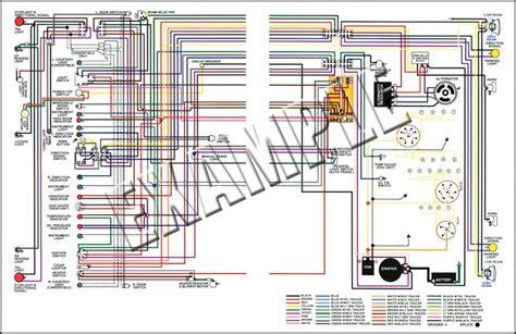 1968 Firebird Wiring Schematic