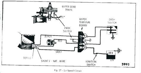 1969 Camaro Wiper Wiring Diagram