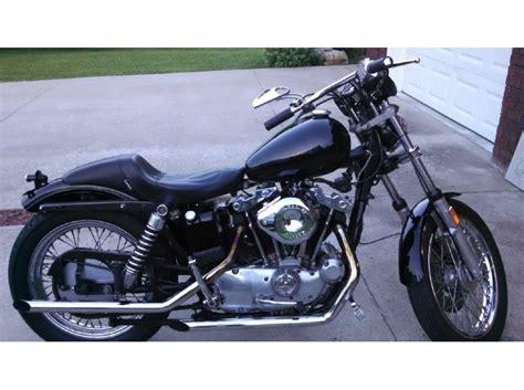 1974 Harley Davidson Sportster 1000 Parts Manual
