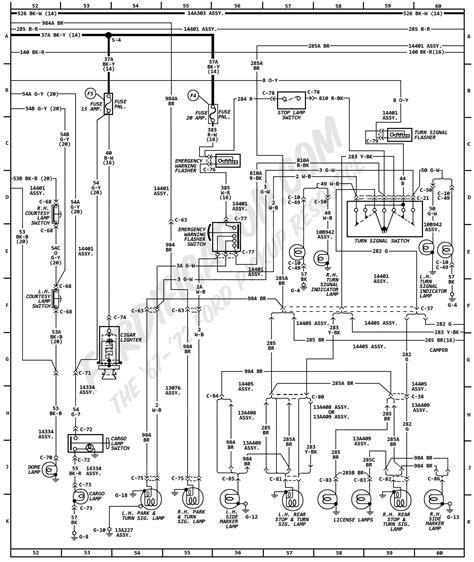 1976 Ford F250 Wiring Diagram