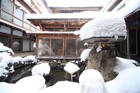 Akakura Onsen Seifuso Japan