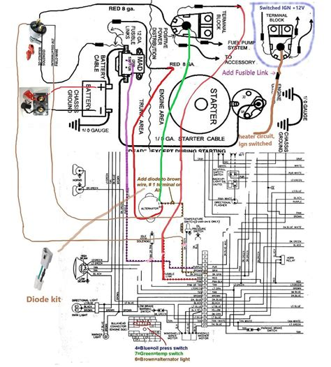 1977 Corvette Wiring Diagram Free