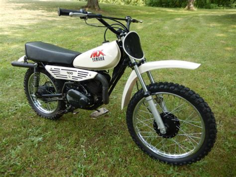 1979 Yamaha 100 Enduro Manual