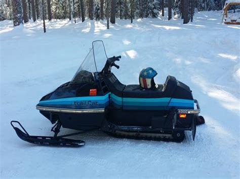 1980 Arctic Cat Trail Cat 3000 Factory Service Workshop Manual