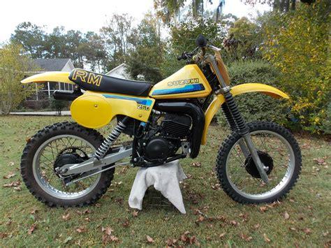 1980 Suzuki Rm 250 Repair Manual