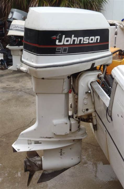 1981 90 Hp Johnson Outboard Manual