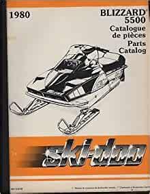 1981 Ski Doo Citation 4500 E Factory Service Workshop Manual