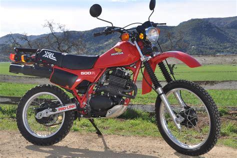 1982 Honda Xl 500 User Manual