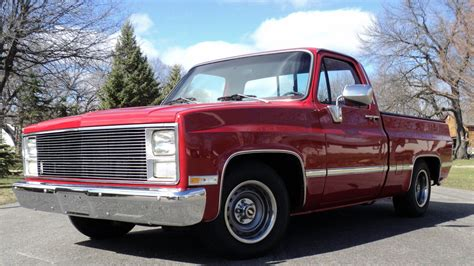 1984 Chevy C10 Service Manual