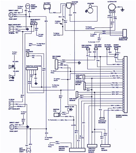 1985 Ford Truck Wiring Diagram