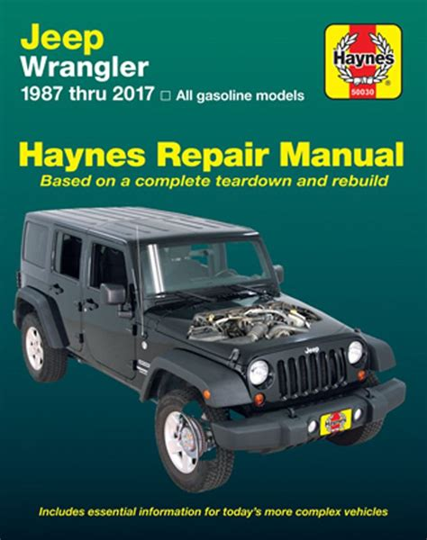 1987 Jeep Wrangler Manual