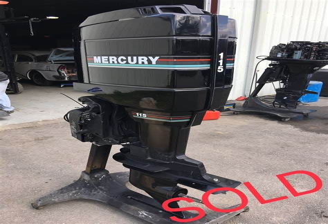 1987 Mercury 115 Hp Outboard Manual