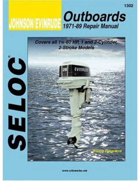 1988 Evinrude 6hp Manual