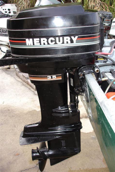 1989 35 Hp Mercury Outboard Manual