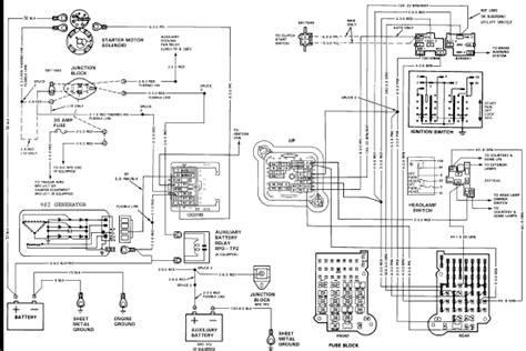 1989 Gmc Headlight Wiring Diagrams