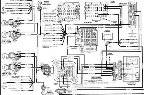 1990 Gmc Truck Wiring Diagram