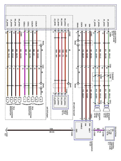 22dbcb 1991 Ford Explorer Stereo Wiring Diagram Ebook Databases
