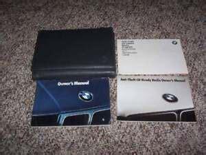 1991 Bmw 525i Owner Manual
